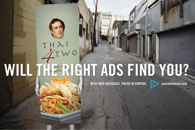 Targeted Foodie Ad
