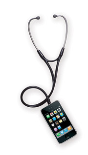 IPhone pharma