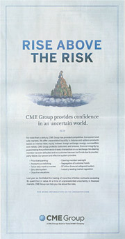 CME Group ad