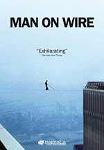 'Man on Wire' DVD
