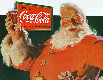 Big Red Today >> Enjoy the Top 10 Coca-Cola Ads | News - Ad Age