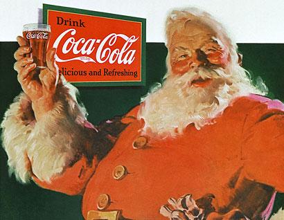 Coca-Cola: Santa Claus