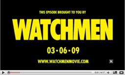 'Watchmen' on YouTube