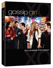 'Gossip Girl' season one DVD
