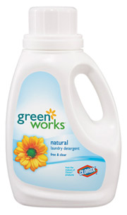 Clorox Green Works detergent