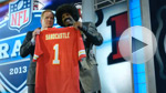 NFL Network: 'Leon Sandcastle'