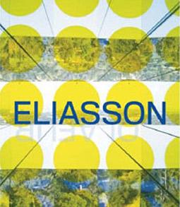 Olafur Eliasson catalog cover