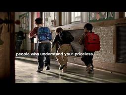 MasterCard 'Priceless' ad