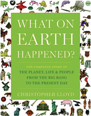 'What on Earth Happened?' cover