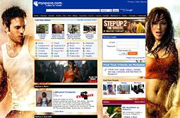 Disney-MySpace