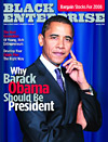 BLACK ENTERPRISE, JANUARY