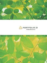 Portfolio 21 portfolio