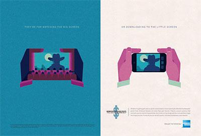 AmEx ad