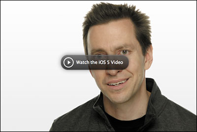 Apple iOS5 video