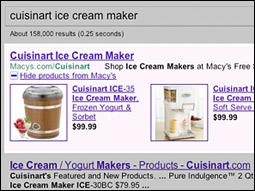 Google Product Ad