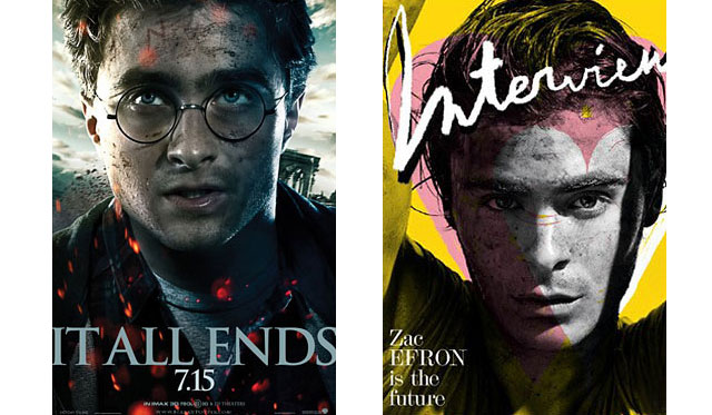 Harry Potter vs Zac Efron