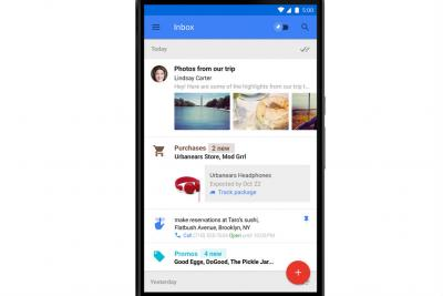 Google's New Email App Won't Have Ads, Will Bundle Brands