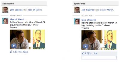 Facebook Unveils New Ad Unit, 'Insights' Tool | AdAge