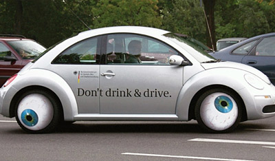 Drunk driving awareness