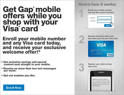 Visa的全新行動服務
