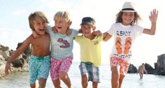 33d8dd93c0 French Fashion Chain La Redoute Uses Naked Guy in Kids  Clothing ...