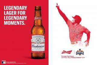 AB InBev strikes deals to put more sports pros in beer ads