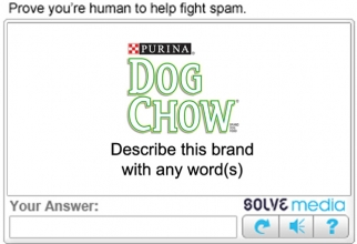 Solve Media Launches Brand-Research Tool Disguised as a Captcha | AdAge