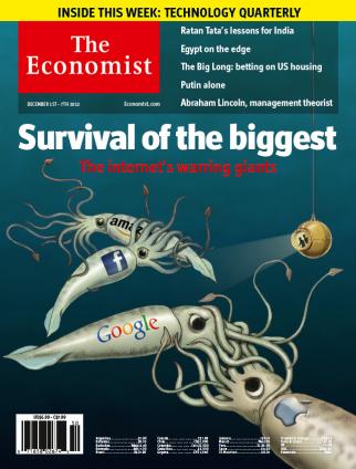 Digital Subs Rising, The Economist Unbundles Tablet Editions