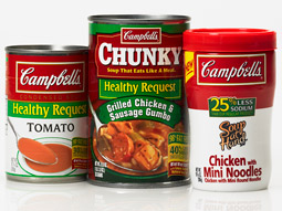 campbell soup case study