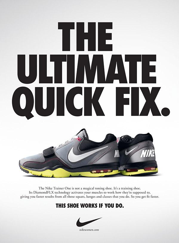 Big-Butt Debate of 2010 Inspired by Fake Nike Ads   Advertising ...