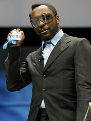 Will.I.Am is Intel's director of creative innovation.