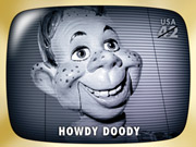 Howdy Doody stamp
