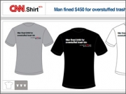 CNN t-shirts