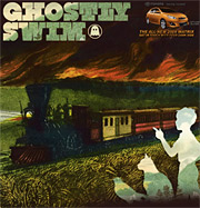 'Ghostly Swim' cover