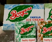 Breyer's ice cream