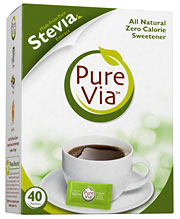 Coca-Cola's Truvia artificial sweetener