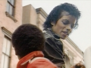 Michael Jackson in Pepsi commercial