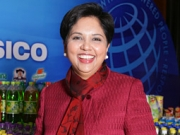Pepsi has shifted almost one-third of its budget to interactive and social media, per CEO Indra Nooyi.