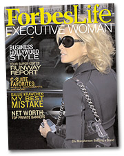 Forbes Executive Life Woman