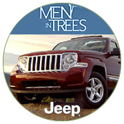 Men in Trees - Jeep