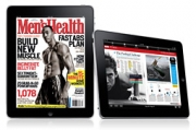 iPad Men's Health