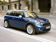 The larger Clubman model, which was recently added to Mini's lineup, is expected to account for about 20% of Mini's U.S. sales this year.