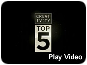Creativity's Top 5 - May 5