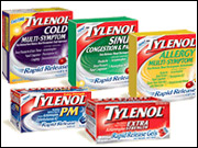 The FDA advisory panel recommendation could present advertising problems for J&J and Tylenol, as well as the rest of the big players in the pain-relief industry.