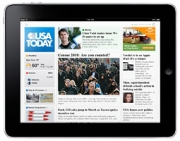 iPad USA Today
