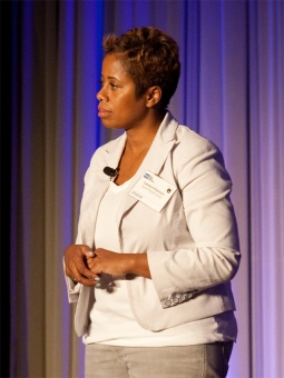 Caralene Robinson, chief marketing officer of Boost Mobile
