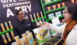 To boost its sales, P&G opened a pop-up store in New York to hook consumers on buying more of its products (see story below).