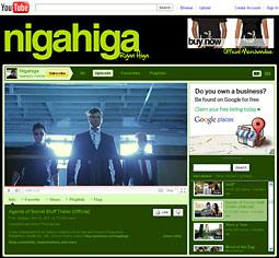 Nigahiga is the most-subscribed channel on YouTube and a client of Fullscreen.