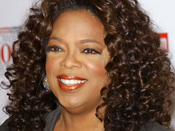 O, GOSH: This is Oprah's Ted Turner moment.