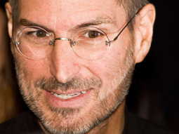 Walking with Steve Jobs; How the MSM Sees Protesters; and Bjork on iPad Pirates